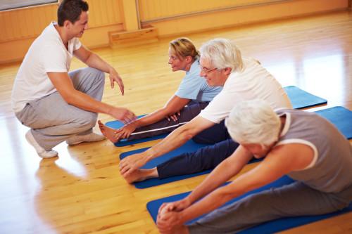 гимнастика при остеохондрозе шейного отдела