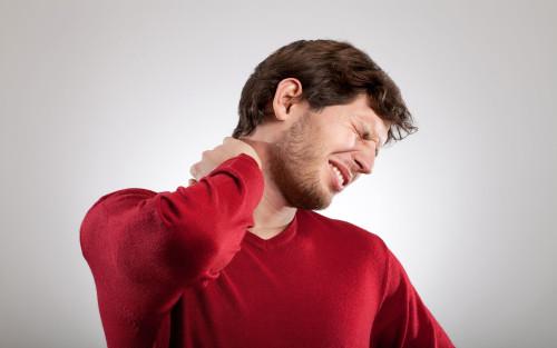 Протрузии дисков шейного отдела