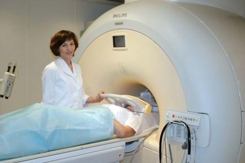 Компьютерная и магнитно-резонансная томографии