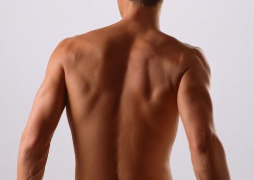 Растяжение мышцы шейного отдела позвоночника