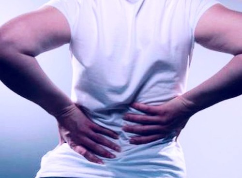 Может ли болеть поясница при язве желудка