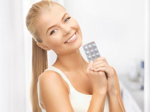 Прием таблеток беременной