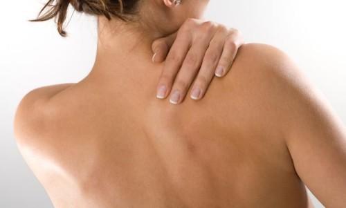 Самомассаж грудной остеохондроз видео