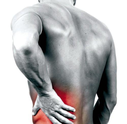 Солевой раствор для лечения спины