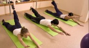 Гимнастика для мышц спины