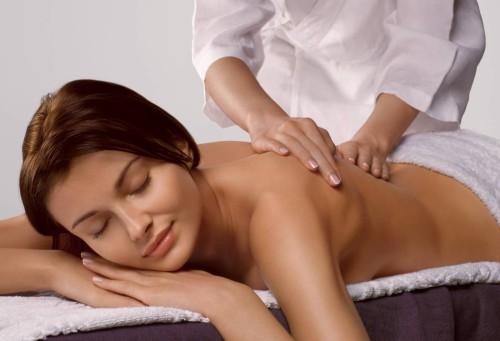 Нет лучшего средства от невралгии, чем массаж!