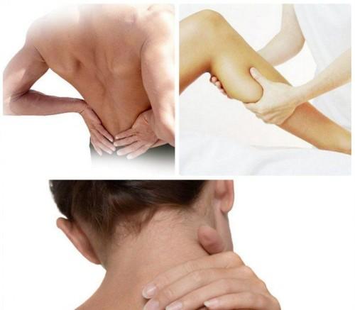 Заболевание может затрагивать не только различные группы мышц, но и поражать кожные покровы!