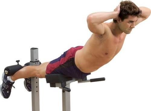 Мышцы спины упражнения