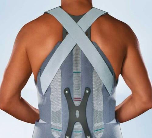 Специальный корсет защитит Вашу спину и поможет справиться с проблемой!