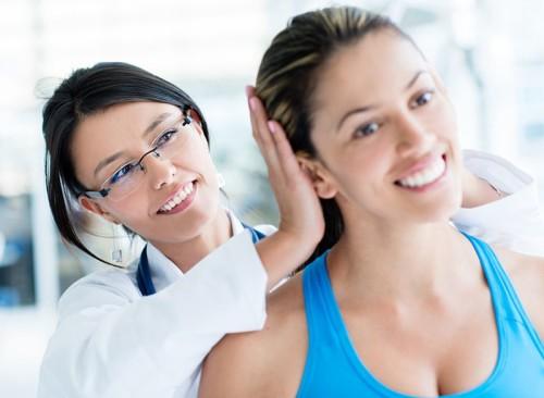 Польза от упражнений будет только тогда, когда они будут контролироваться врачом!
