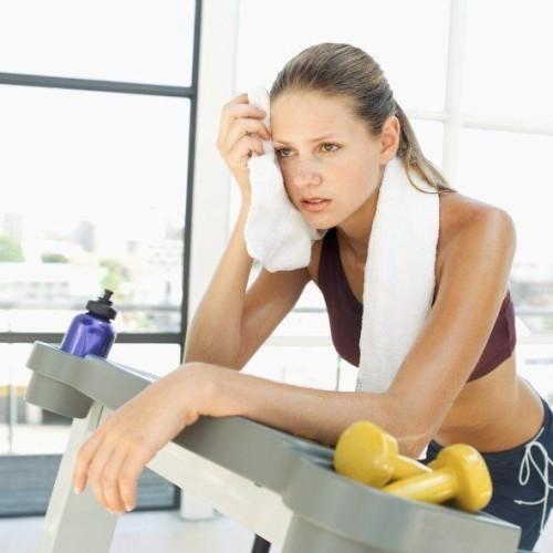 Спорт - это прекрасно! Но чрезмерные тренировки могут привести к беде!